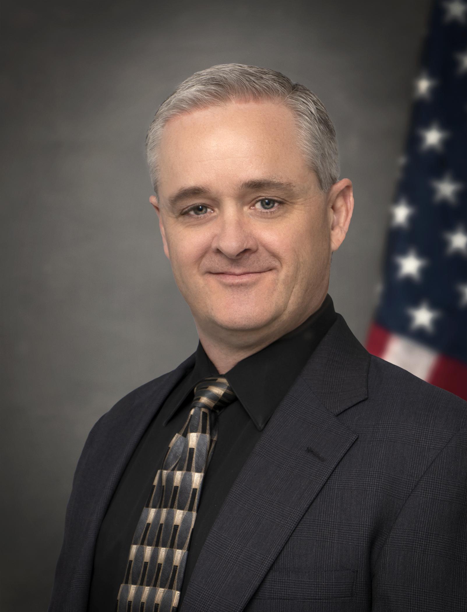 Deputy Director Jon Savary