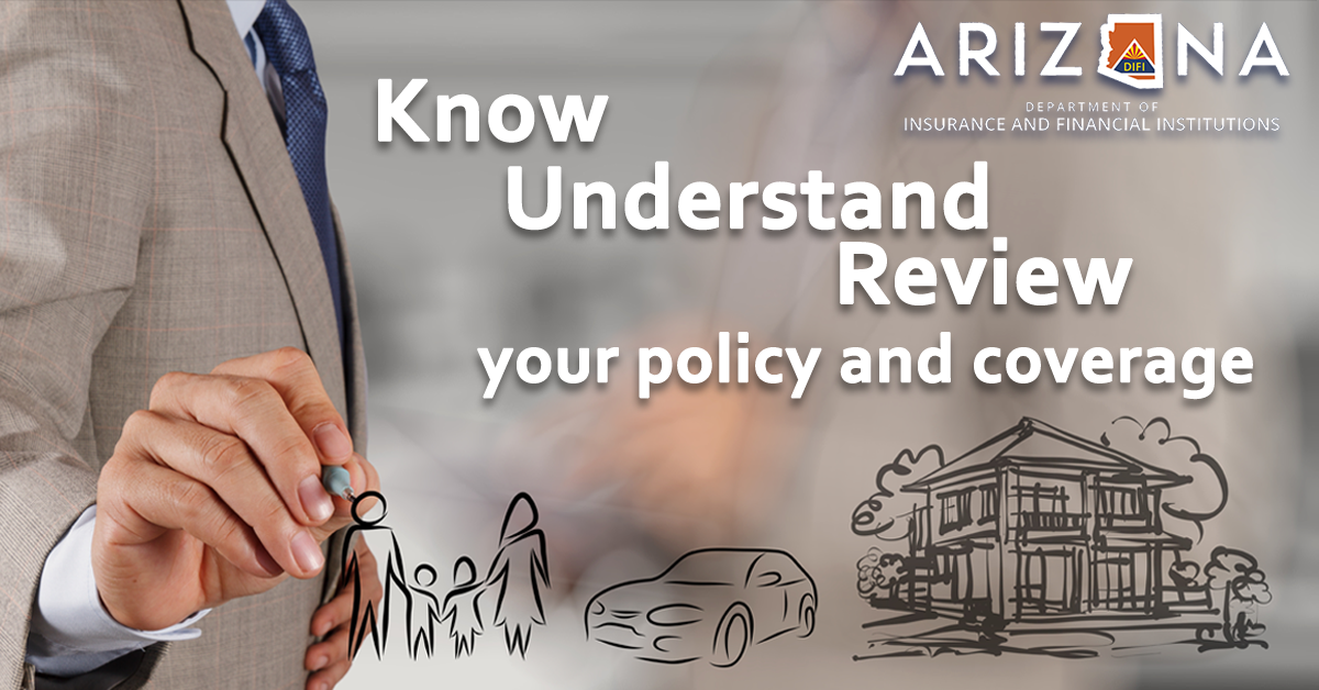Know, understand and review your policy before your need to use it.
