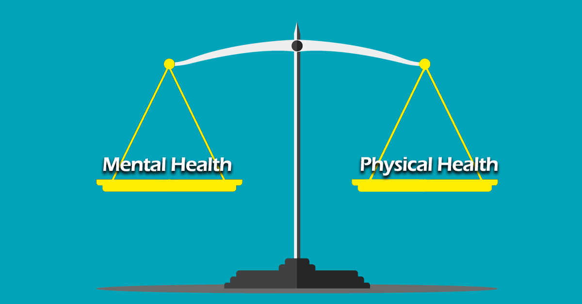 Mental Health VS Physical Health
